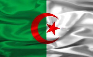 drapeau_algerine