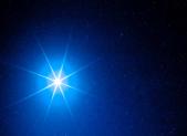 Une étoile…